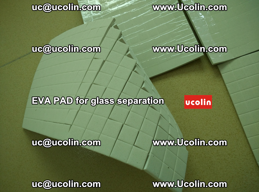 EVA PAD for safety laminated glass separation (29)