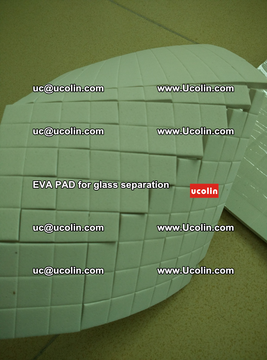 EVA PAD for safety laminated glass separation (32)