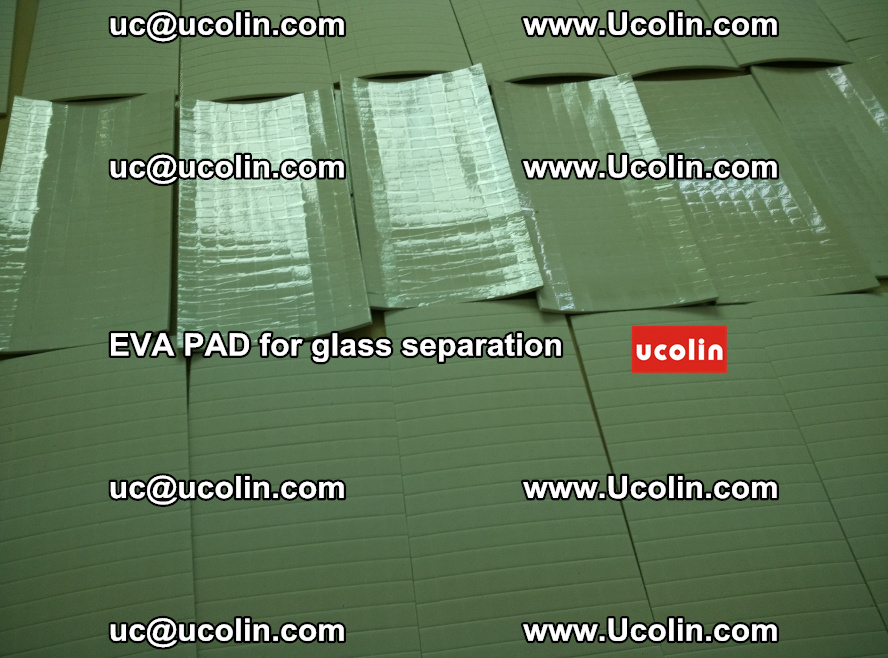 EVA PAD for safety laminated glass separation (35)