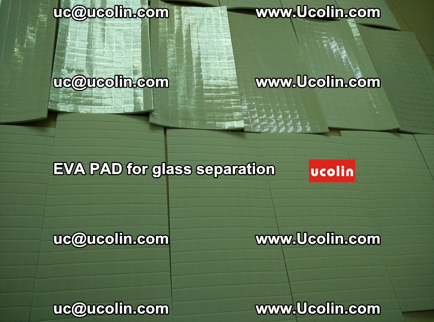 EVA PAD for safety laminated glass separation (42)