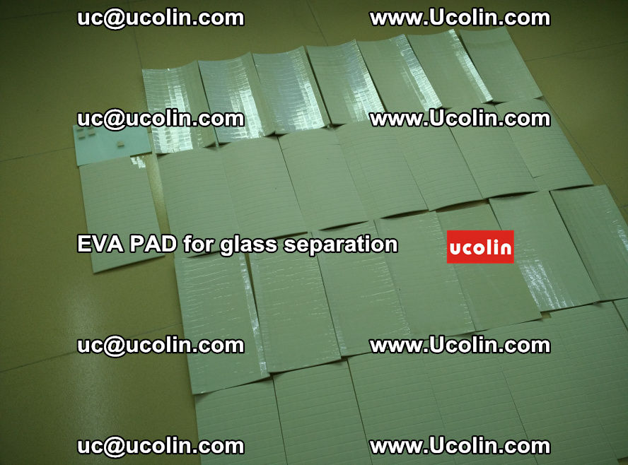 EVA PAD for safety laminated glass separation (46)