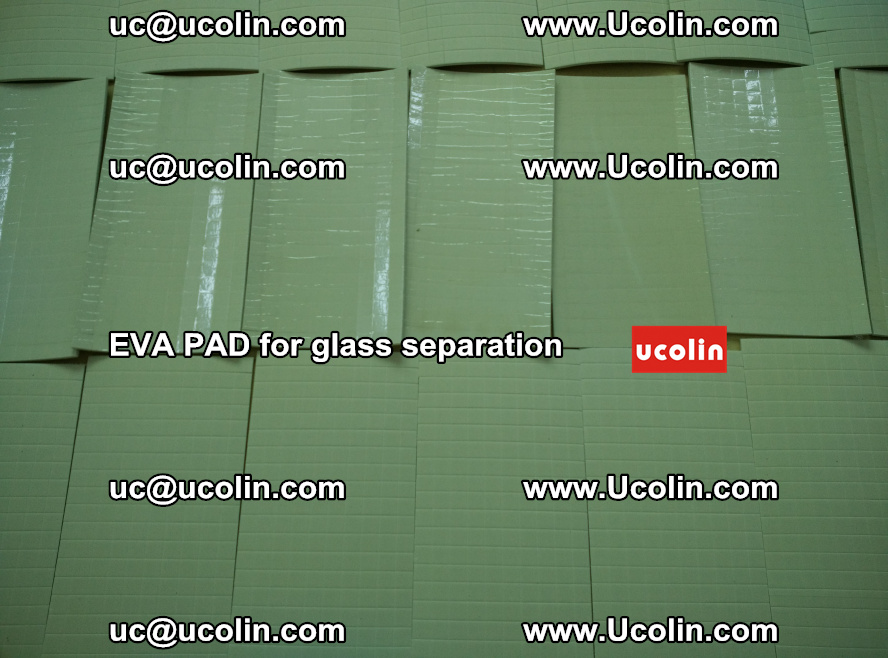 EVA PAD for safety laminated glass separation (51)