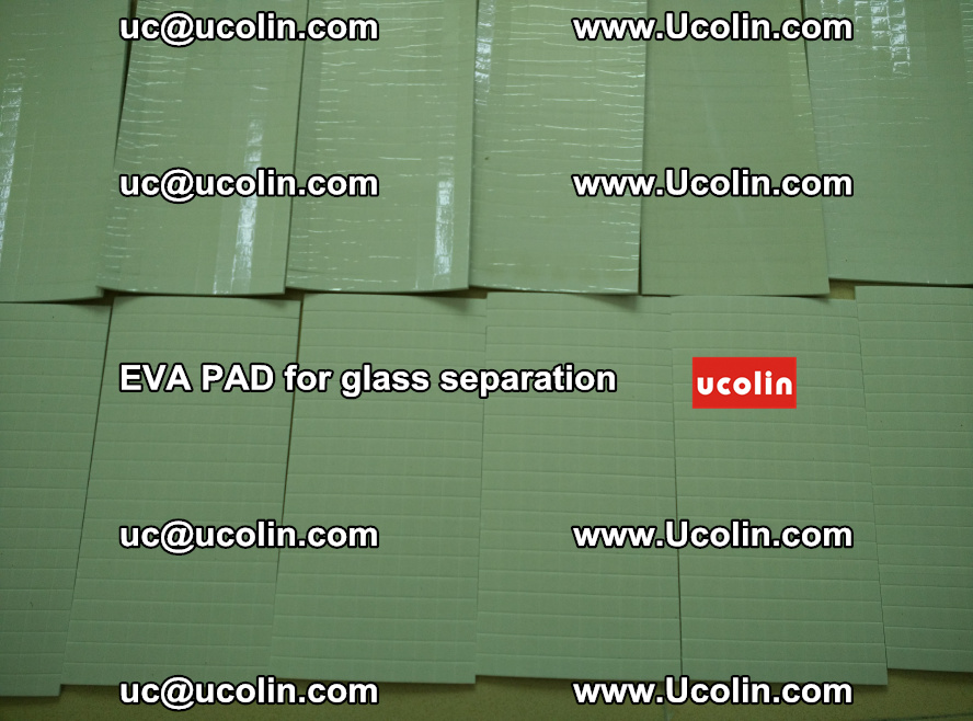 EVA PAD for safety laminated glass separation (52)
