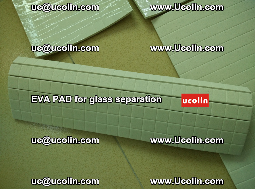EVA PAD for safety laminated glass separation (6)