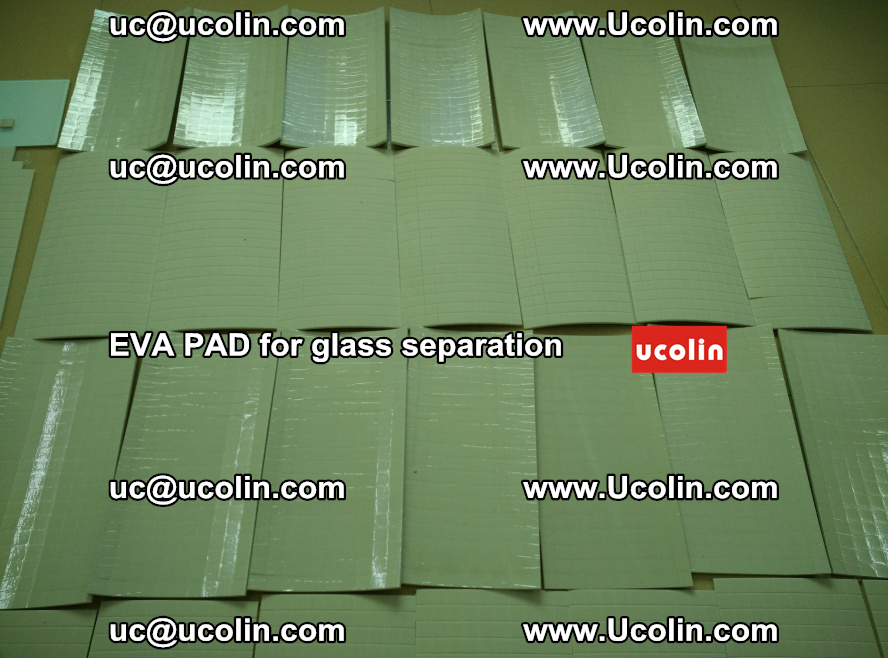 EVA PAD for safety laminated glass separation (61)