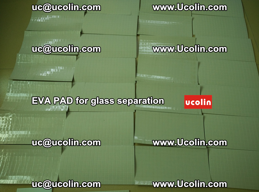 EVA PAD for safety laminated glass separation (77)