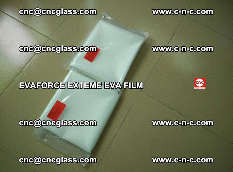 EVAFORCE EXTEME EVA FILM for safety glass laminating (10)