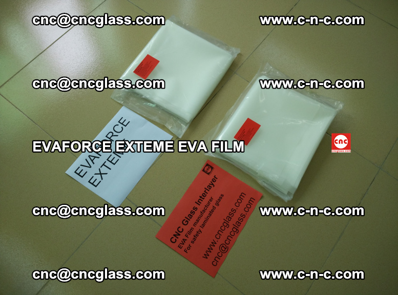 EVAFORCE EXTEME EVA FILM for safety glass laminating (101)