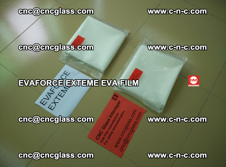 EVAFORCE EXTEME EVA FILM for safety glass laminating (102)
