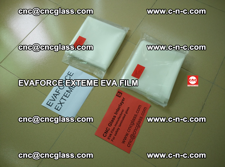 EVAFORCE EXTEME EVA FILM for safety glass laminating (103)