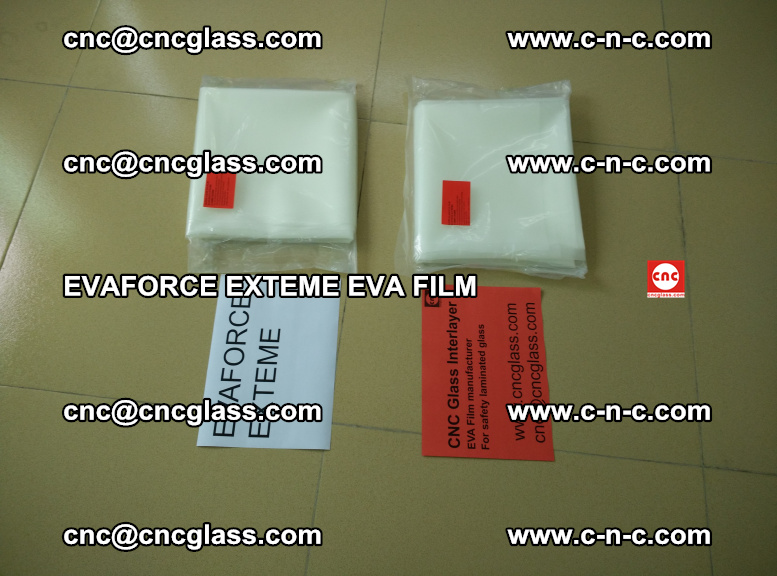 EVAFORCE EXTEME EVA FILM for safety glass laminating (107)