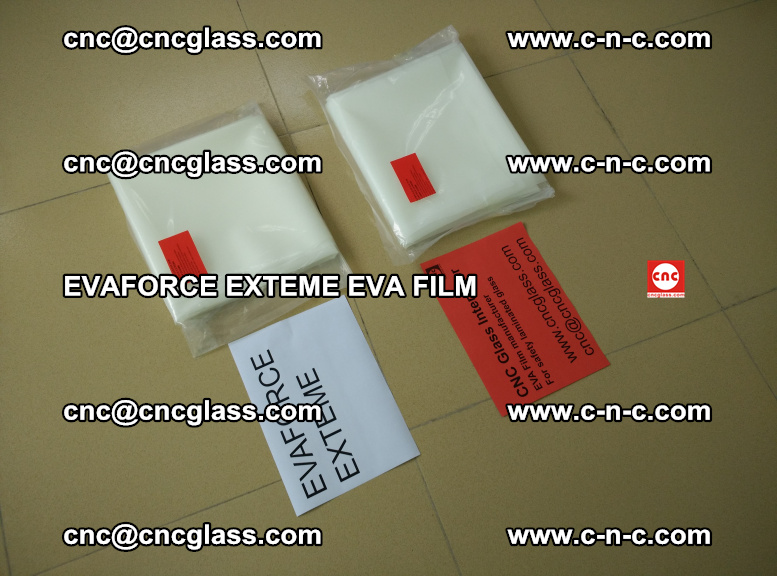 EVAFORCE EXTEME EVA FILM for safety glass laminating (108)