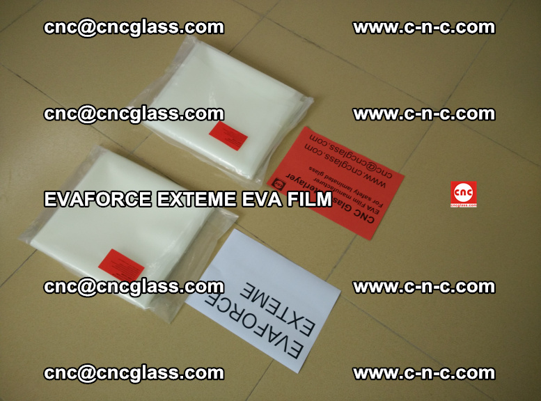 EVAFORCE EXTEME EVA FILM for safety glass laminating (111)