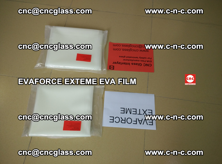 EVAFORCE EXTEME EVA FILM for safety glass laminating (112)