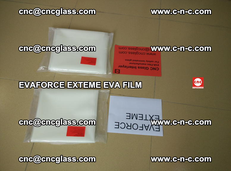 EVAFORCE EXTEME EVA FILM for safety glass laminating (113)