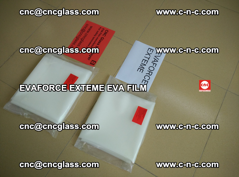 EVAFORCE EXTEME EVA FILM for safety glass laminating (116)