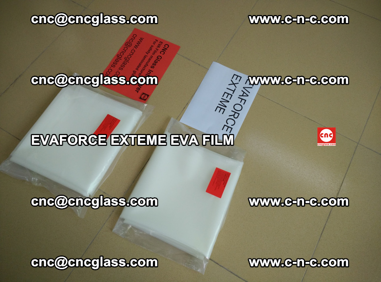 EVAFORCE EXTEME EVA FILM for safety glass laminating (118)