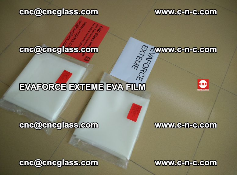 EVAFORCE EXTEME EVA FILM for safety glass laminating (119)