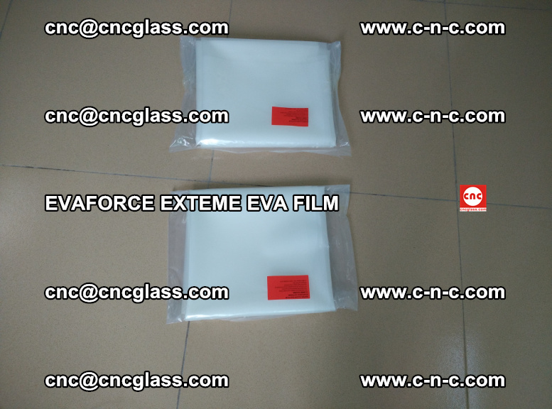 EVAFORCE EXTEME EVA FILM for safety glass laminating (20)