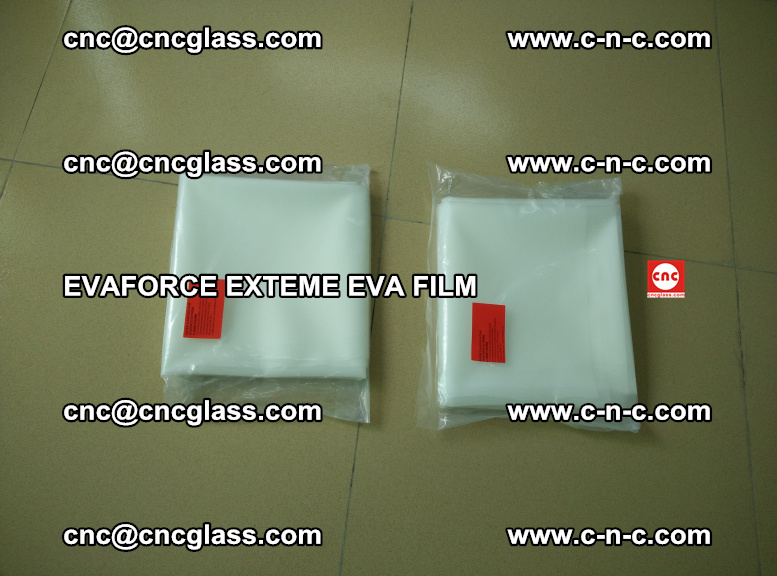 EVAFORCE EXTEME EVA FILM for safety glass laminating (25)