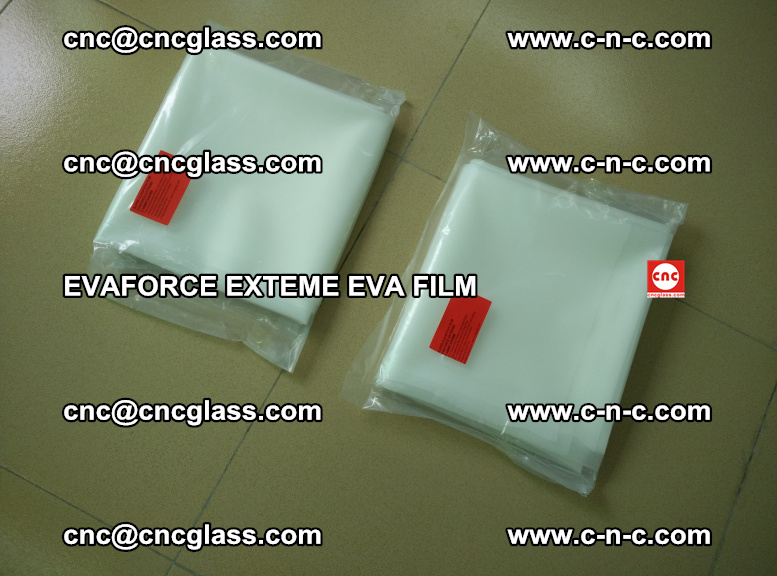 EVAFORCE EXTEME EVA FILM for safety glass laminating (30)