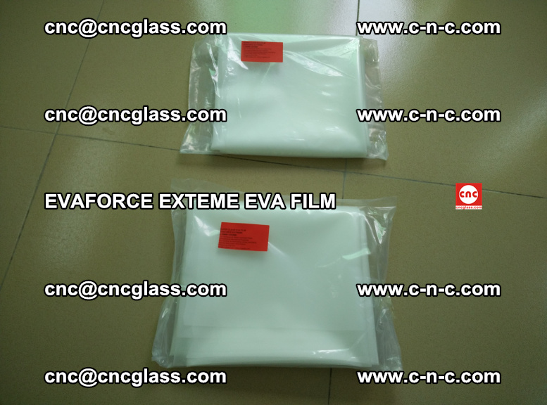 EVAFORCE EXTEME EVA FILM for safety glass laminating (40)