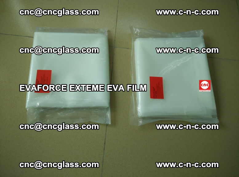 EVAFORCE EXTEME EVA FILM for safety glass laminating (50)
