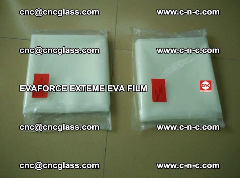 EVAFORCE EXTEME EVA FILM for safety glass laminating (52)
