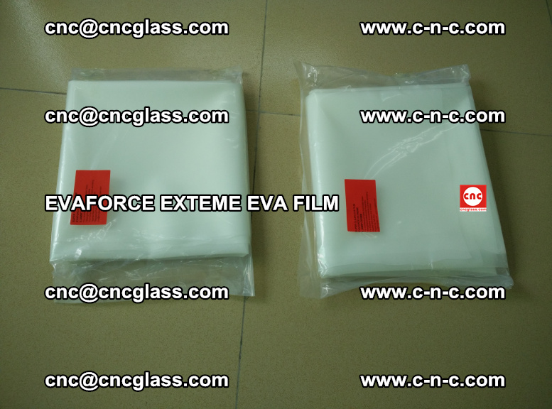 EVAFORCE EXTEME EVA FILM for safety glass laminating (54)