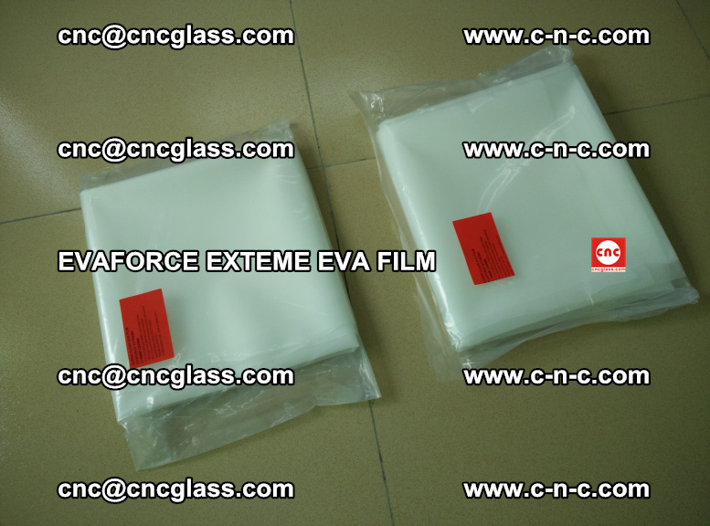 EVAFORCE EXTEME EVA FILM for safety glass laminating (56)