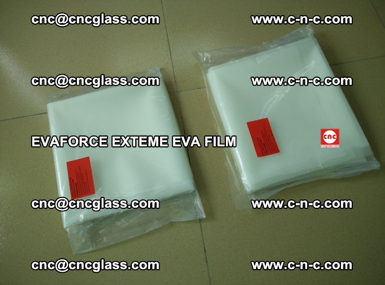 EVAFORCE EXTEME EVA FILM for safety glass laminating (58)