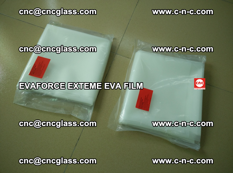 EVAFORCE EXTEME EVA FILM for safety glass laminating (61)