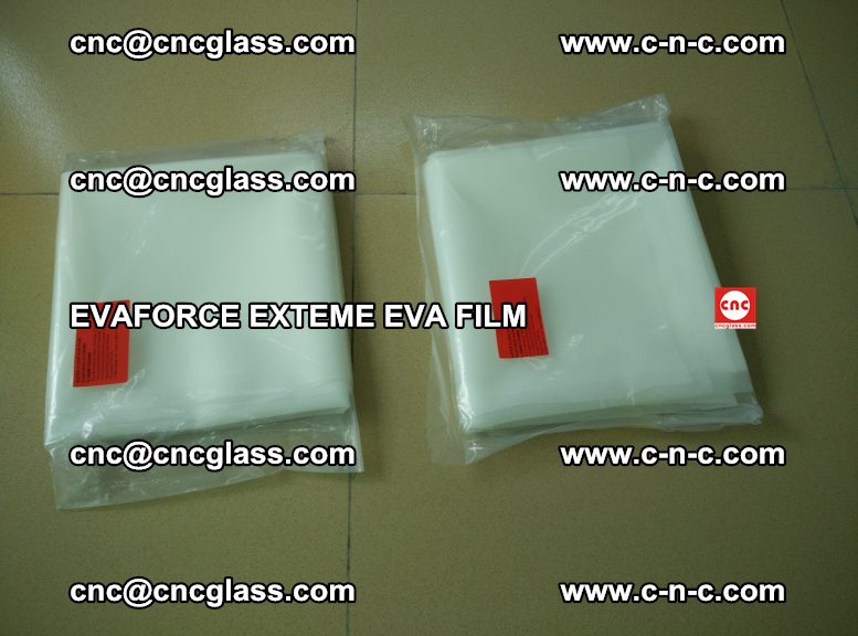 EVAFORCE EXTEME EVA FILM for safety glass laminating (63)