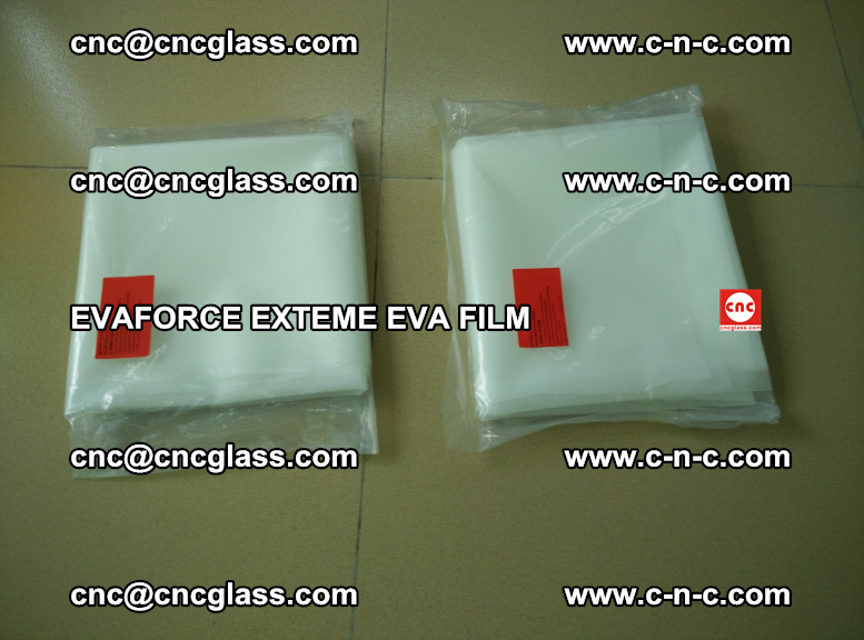 EVAFORCE EXTEME EVA FILM for safety glass laminating (64)