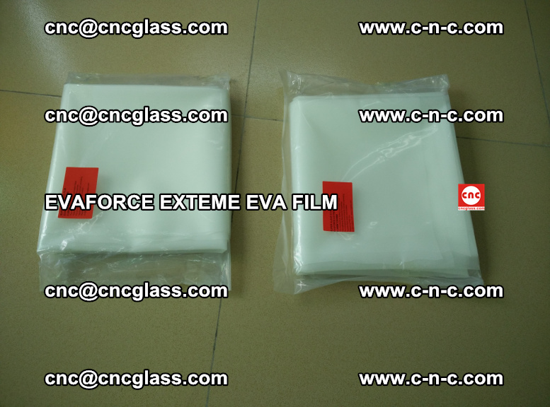 EVAFORCE EXTEME EVA FILM for safety glass laminating (65)