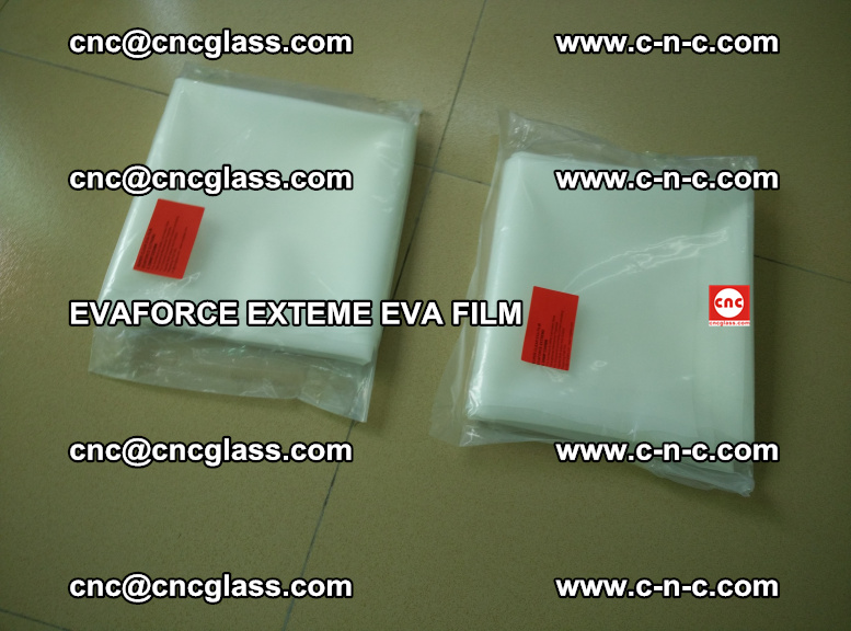 EVAFORCE EXTEME EVA FILM for safety glass laminating (66)