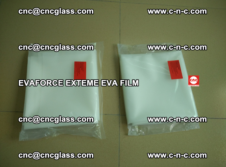 EVAFORCE EXTEME EVA FILM for safety glass laminating (70)