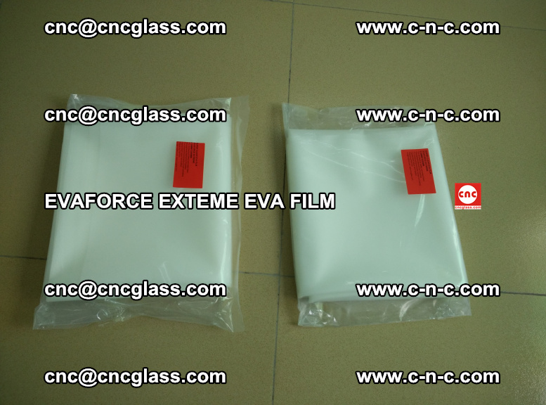 EVAFORCE EXTEME EVA FILM for safety glass laminating (71)