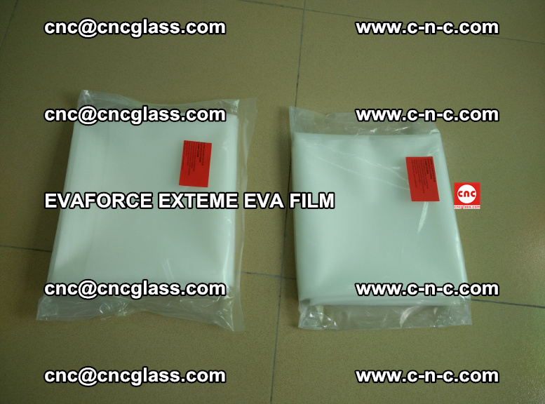 EVAFORCE EXTEME EVA FILM for safety glass laminating (72)