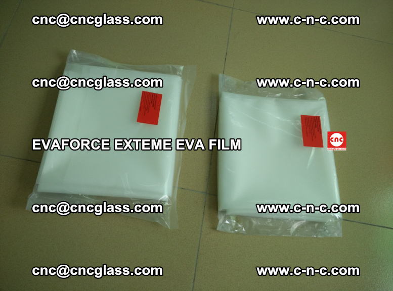 EVAFORCE EXTEME EVA FILM for safety glass laminating (75)
