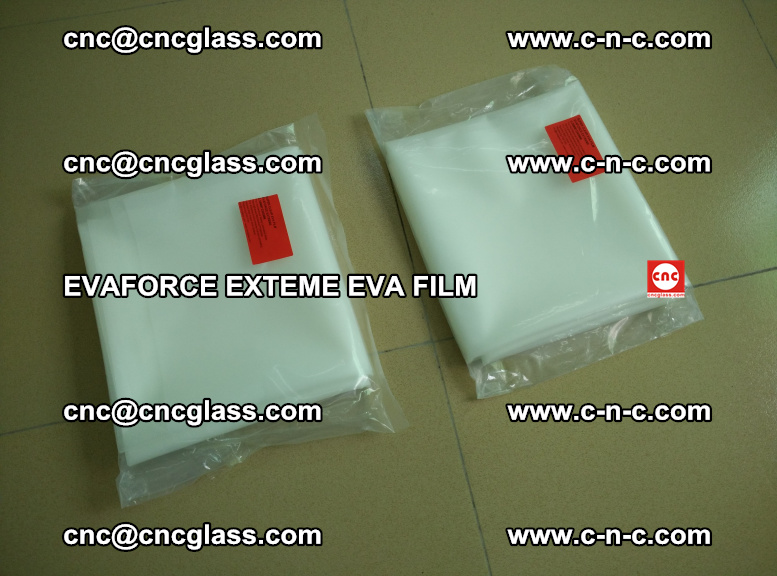 EVAFORCE EXTEME EVA FILM for safety glass laminating (79)