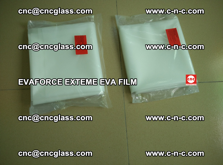 EVAFORCE EXTEME EVA FILM for safety glass laminating (80)