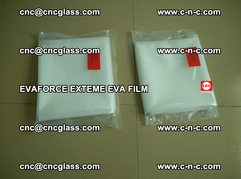 EVAFORCE EXTEME EVA FILM for safety glass laminating (81)
