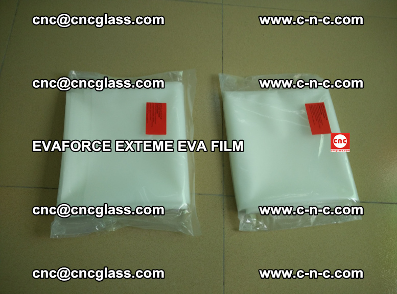 EVAFORCE EXTEME EVA FILM for safety glass laminating (82)