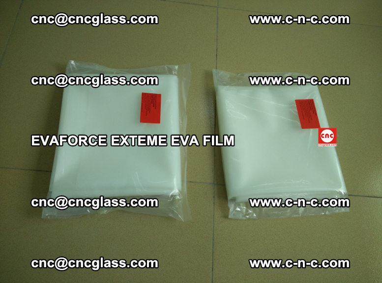 EVAFORCE EXTEME EVA FILM for safety glass laminating (84)