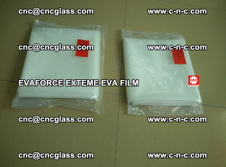 EVAFORCE EXTEME EVA FILM for safety glass laminating (86)