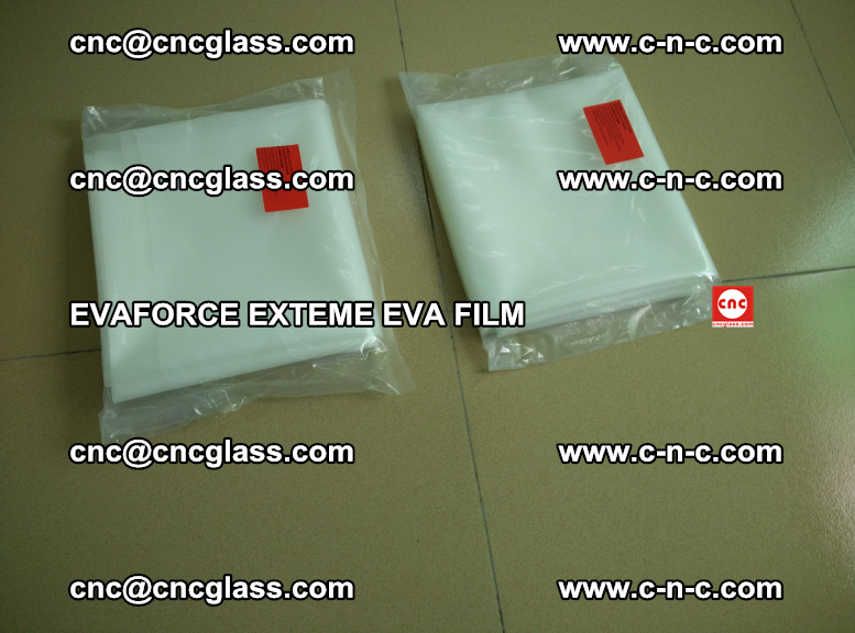 EVAFORCE EXTEME EVA FILM for safety glass laminating (90)