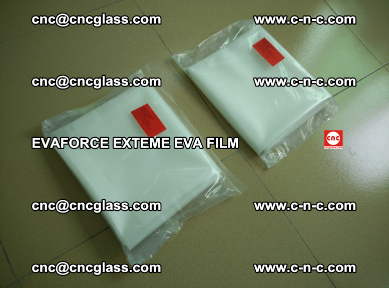 EVAFORCE EXTEME EVA FILM for safety glass laminating (92)