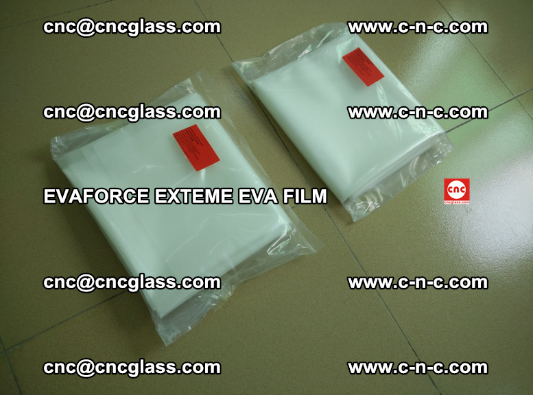 EVAFORCE EXTEME EVA FILM for safety glass laminating (95)