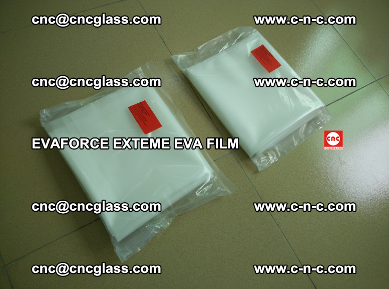 EVAFORCE EXTEME EVA FILM for safety glass laminating (96)